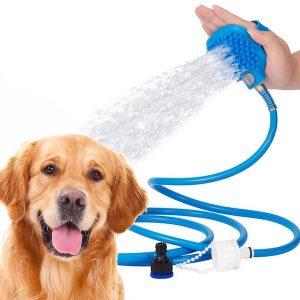 Crevo za kupanje pasa sa specijalnom prskalicom